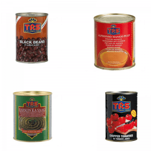 Canned Fruit / Juices