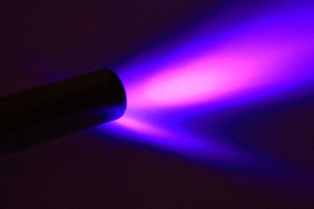 UV Sanitised vs Chemically Sanitised