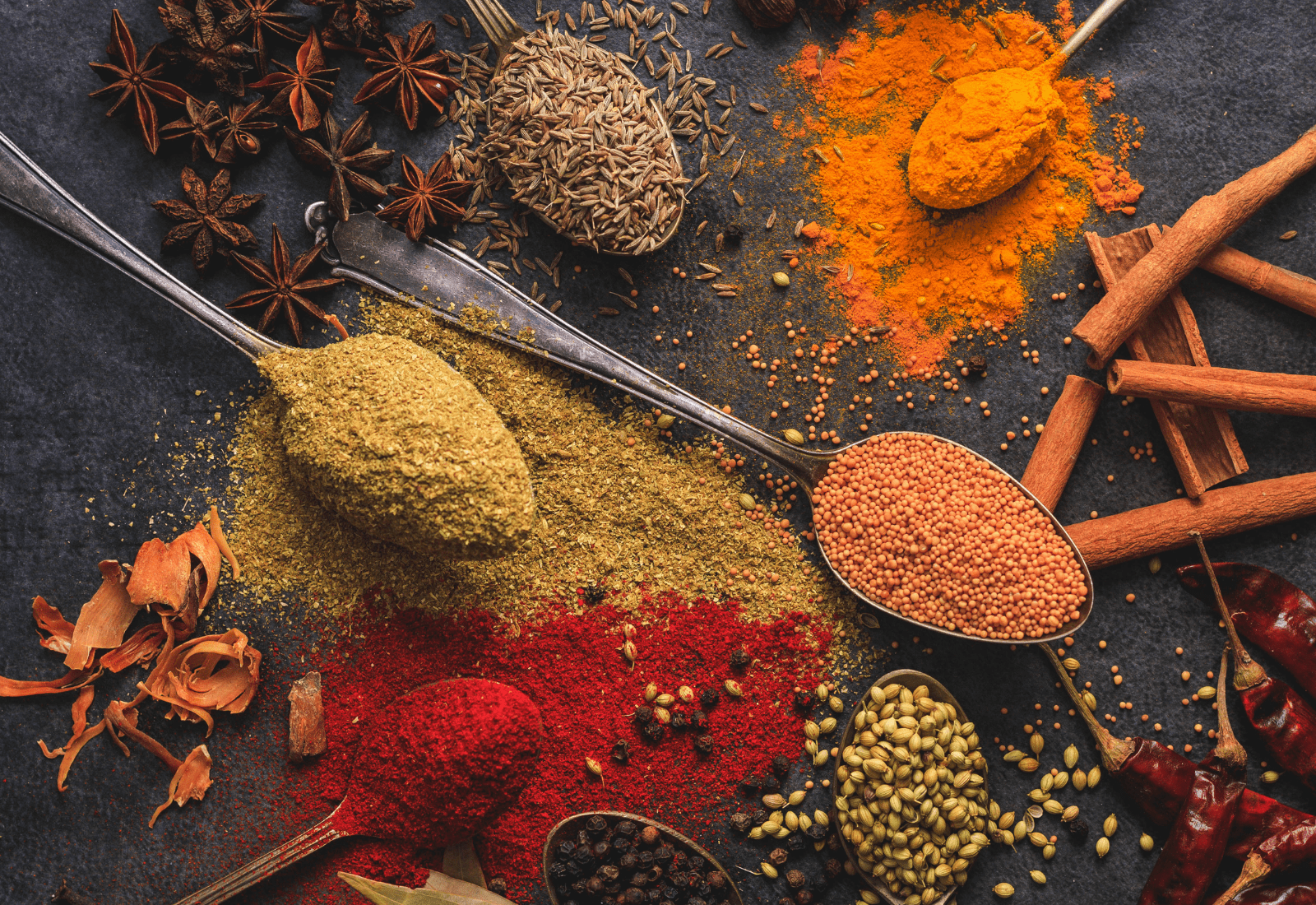 Spices You Need If You Love Indian/Asian Cuisine